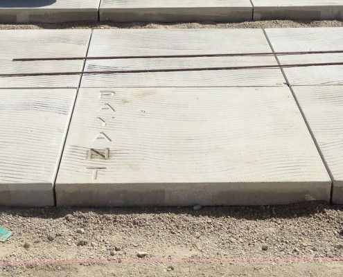 Peces grans dimensions per exteriors - polides, decapades de motllo | Mosaics Planas image 20