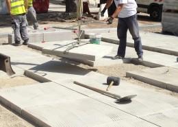Losas de grandes dimensiones - pulidas, decapadas, de molde | Mosaics Planas image 5