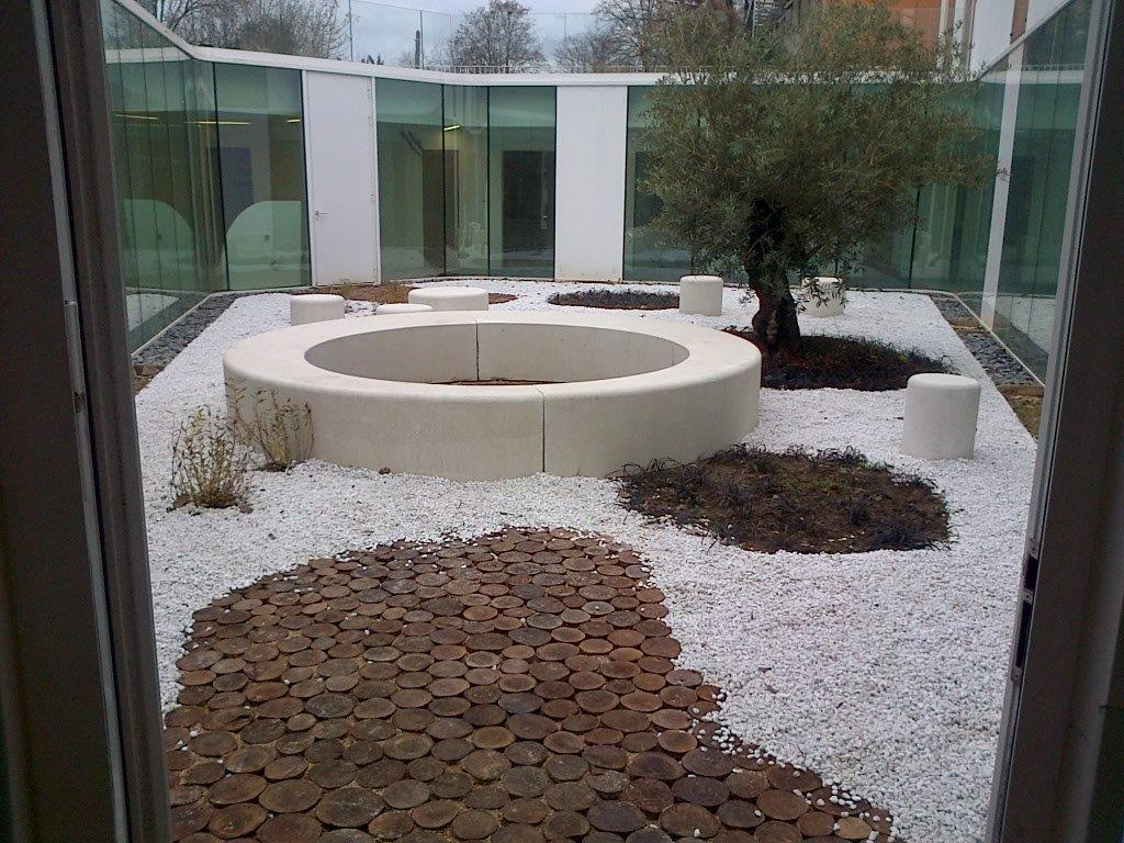 Bancs hopital orsay fran a mosaics planas mosaics planas for Plan bures sur yvette